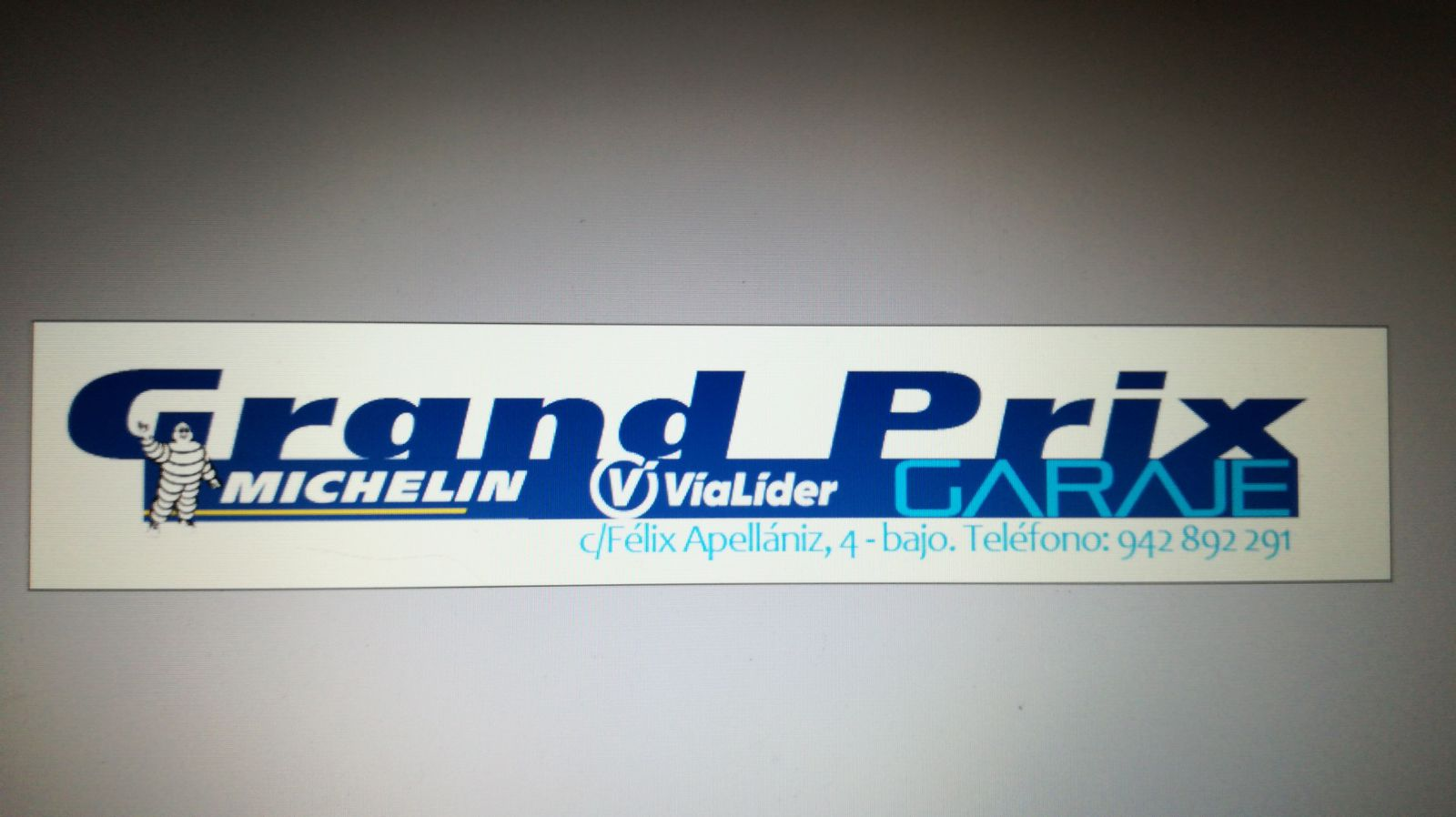 Garaje Grand Prix