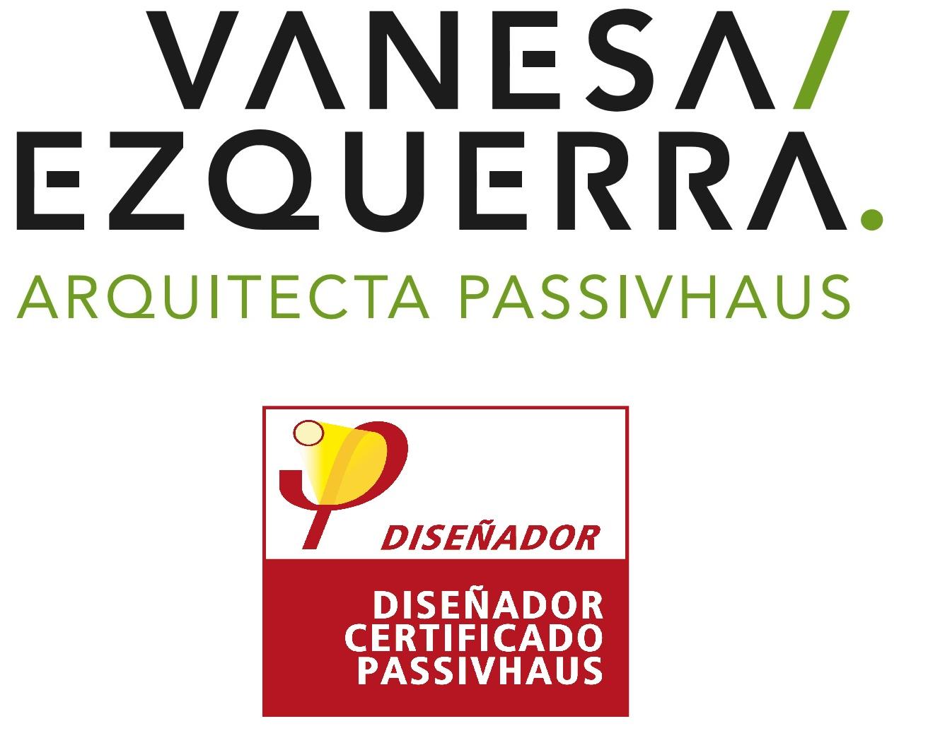 Vanesa Ezquerra - Arquitecto Passivhaus
