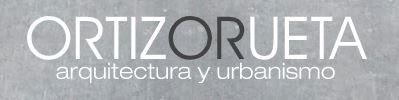 Ortizorueta arquitectura y urbanismo