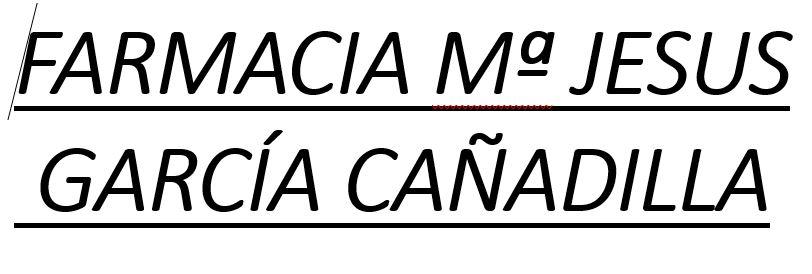Farmacia María Jesús García Cañadilla