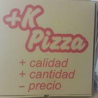 + K Pizza El Ejido