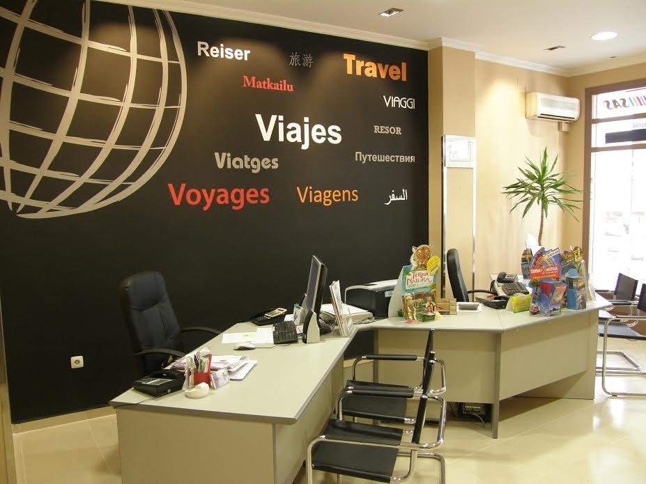 Resultado de imagen para agencia de viajes
