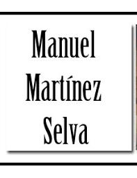 Manuel Martínez Selva