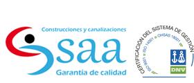 Construcciones y Canalizaciones José Saa S.L.