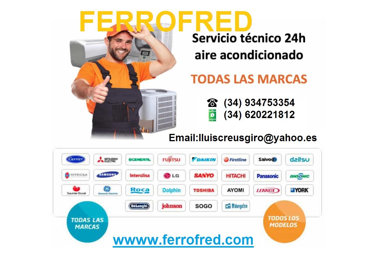 Ferrofred