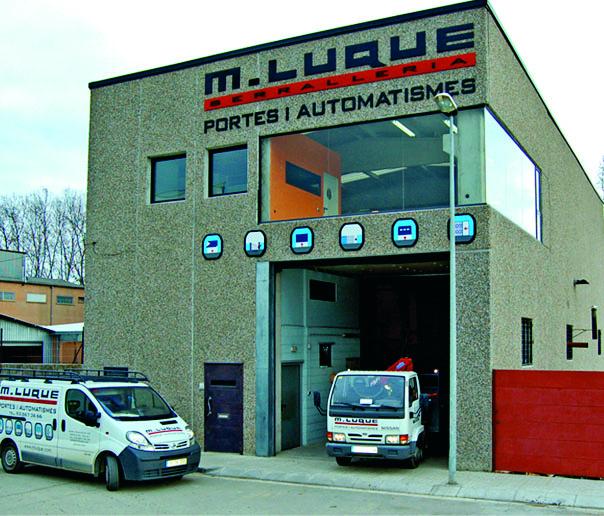 Imagen de M. Luque Portes I Automatismes