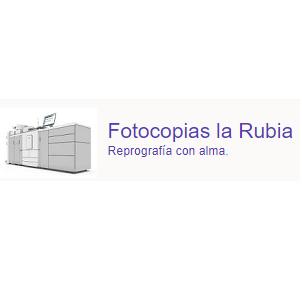 FOTOCOPIAS Y LIBRERÍA LA RUBIA