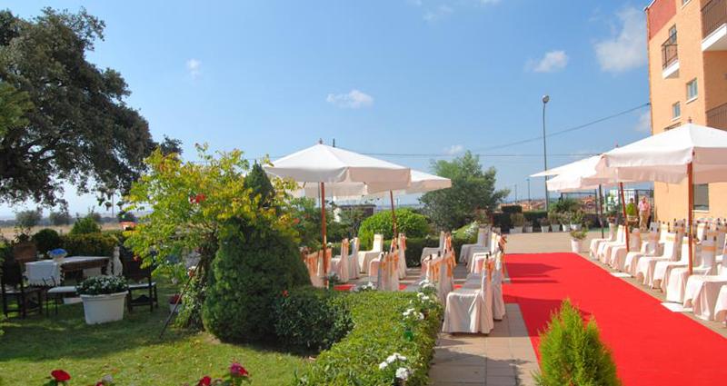 Restaurante Hotel Cuatro Calzadas 6