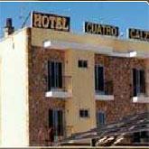 Restaurante Hotel Cuatro Calzadas HOTELES