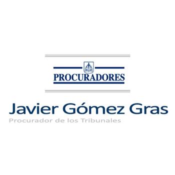Procurador Javier Gómez Gras