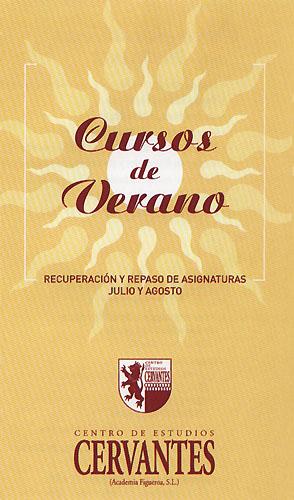 Centro De Estudios Cervantes ACADEMIAS DE ENSEÑANZAS DIVERSAS