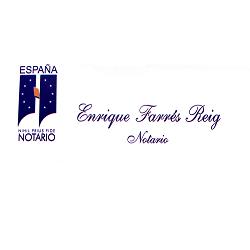 Notaría Enrique Farrés Reig