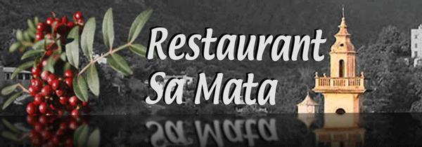 Restaurante Sa Mata