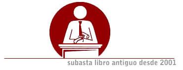 SUBASTAS EL REMATE LIBROS ANTIGUOS