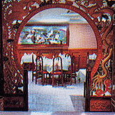 Restaurante Chino Gran Muralla COCINA CHINA