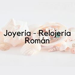 Joyería - Relojería Román