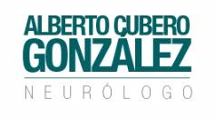Alberto Cubero González Neurologo