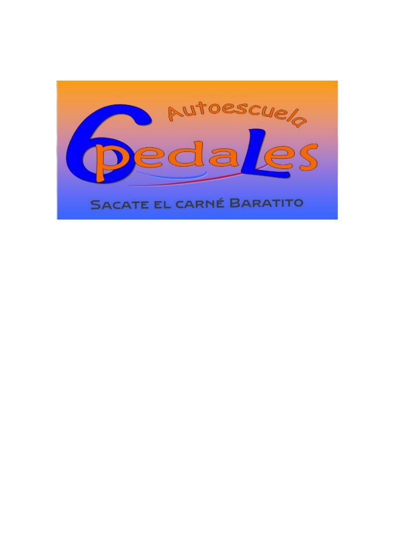 Autoescuela 6 Pedales