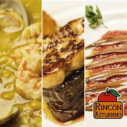 Restaurante Rincón Asturiano COCINA ASTURIANA