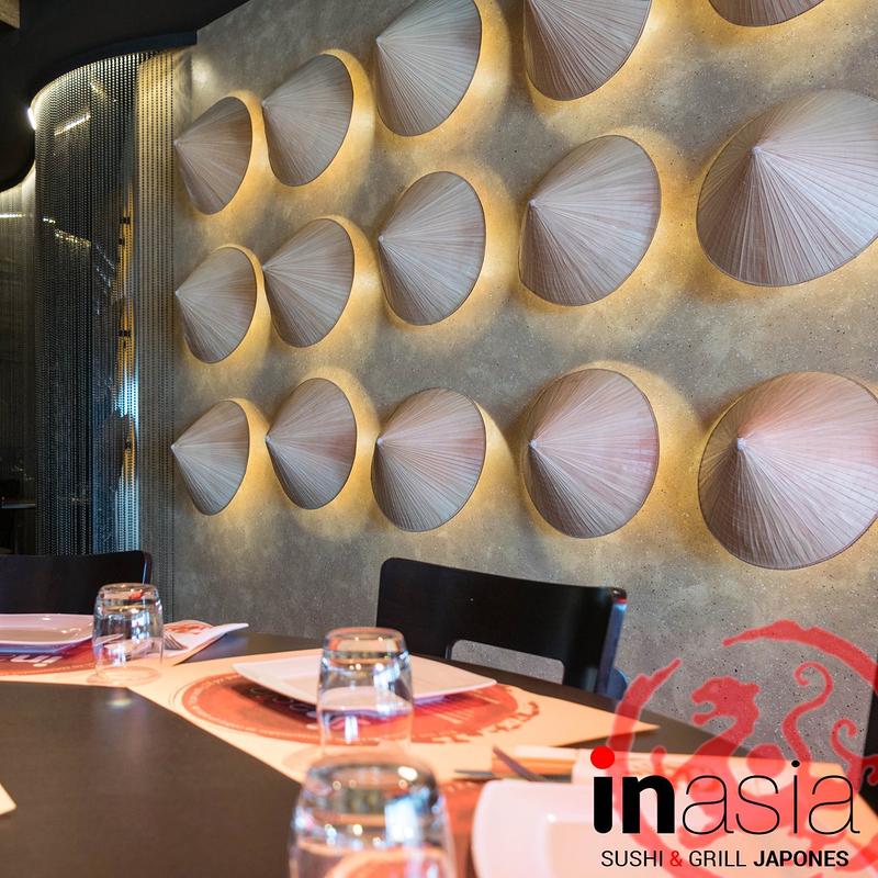 Inasia Sushi & Grill Japonés 15