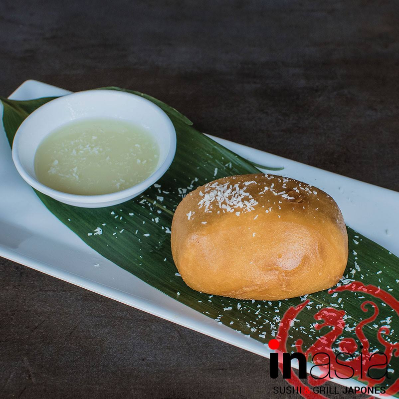 Inasia Sushi & Grill Japonés 18