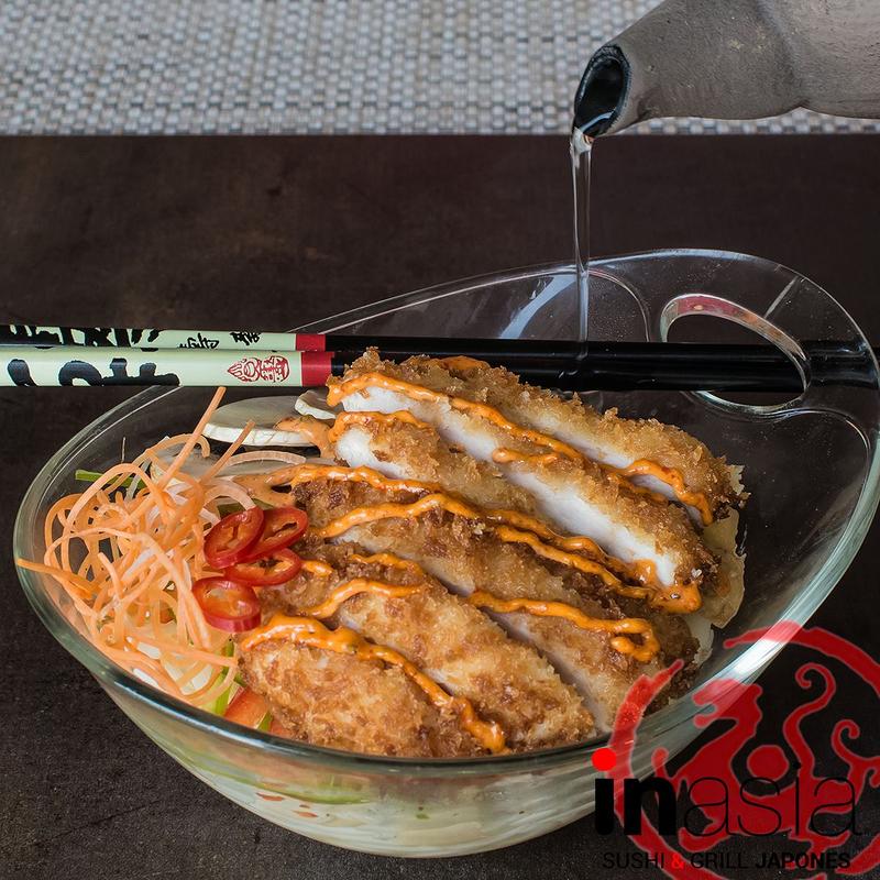 Inasia Sushi & Grill Japonés 25