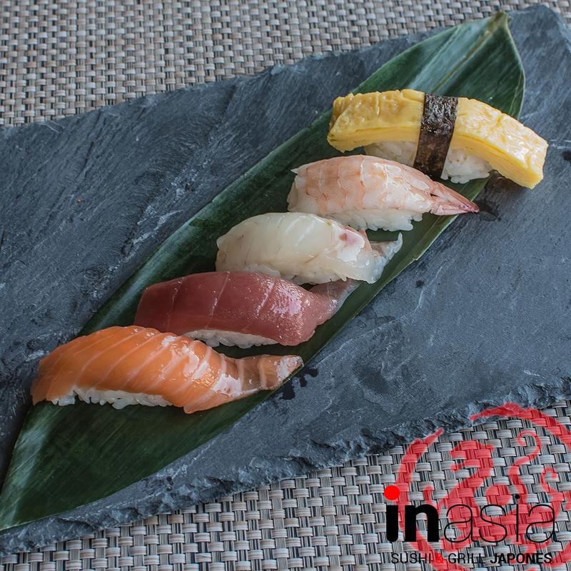 Inasia Sushi & Grill Japonés 26