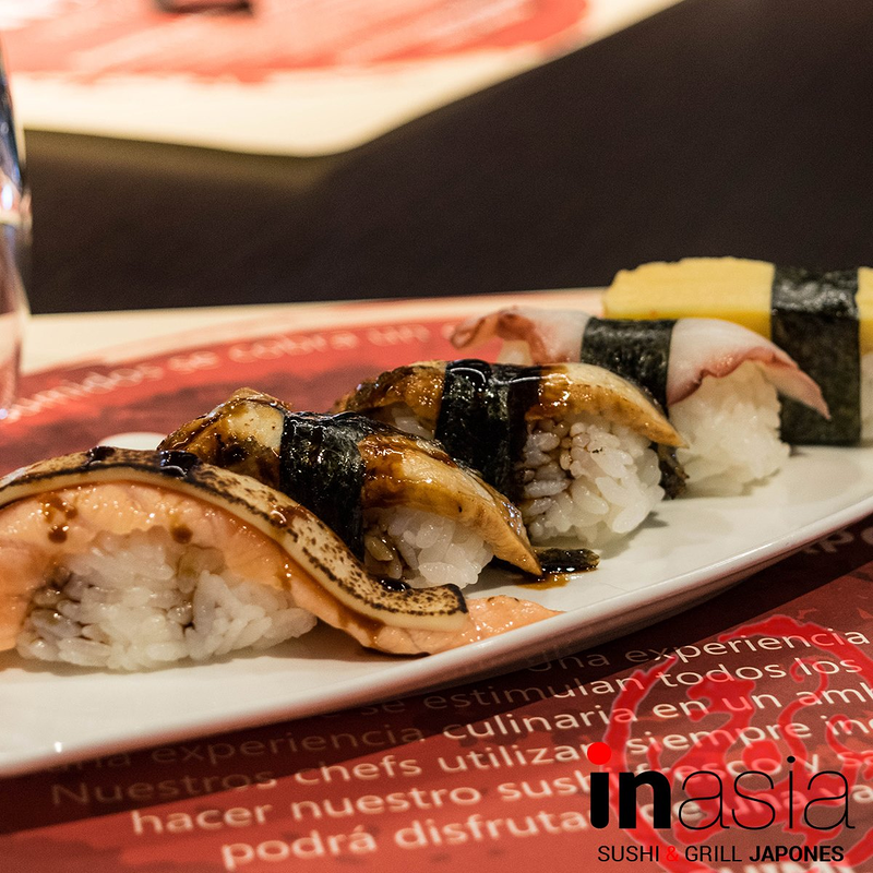 Inasia Sushi & Grill Japonés Benalmádena