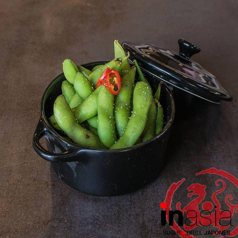 Inasia Sushi & Grill Japonés 2