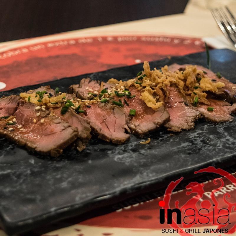 Inasia Sushi & Grill Japonés 8
