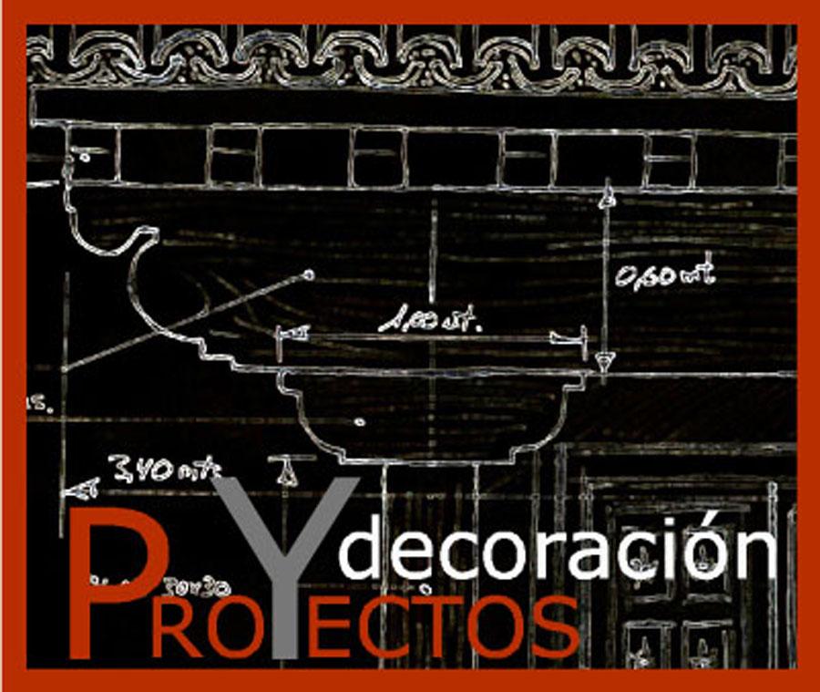 Proyectos y Decoración - Arquit- Técnica