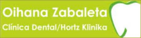 Oihana Zabaleta - Odontóloga
