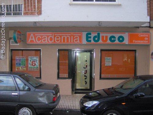 Academia Educo ACADEMIAS DE ENSEÑANZAS DIVERSAS