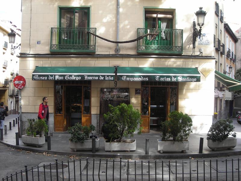 Museo Del Pan Gallego PANADERÍAS