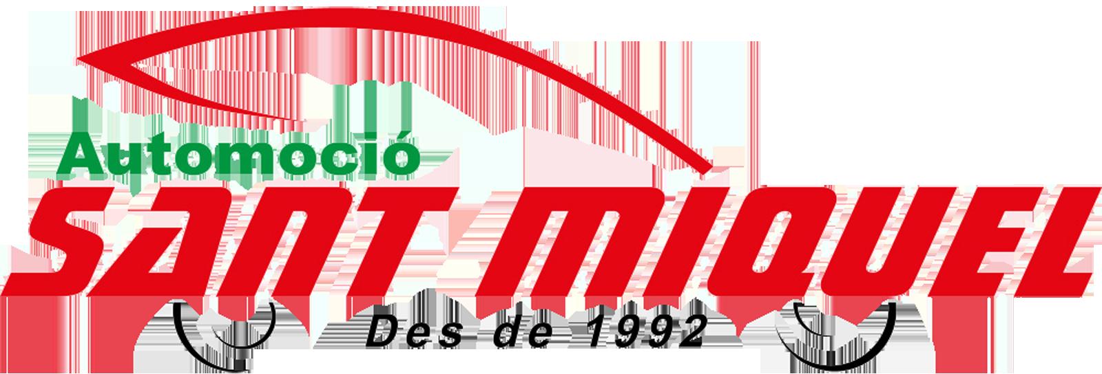 AUTOMOCIO SANT MIQUEL S.L.