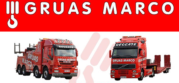 Grúas Marco