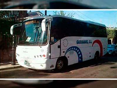 Autocares Garmabus 10