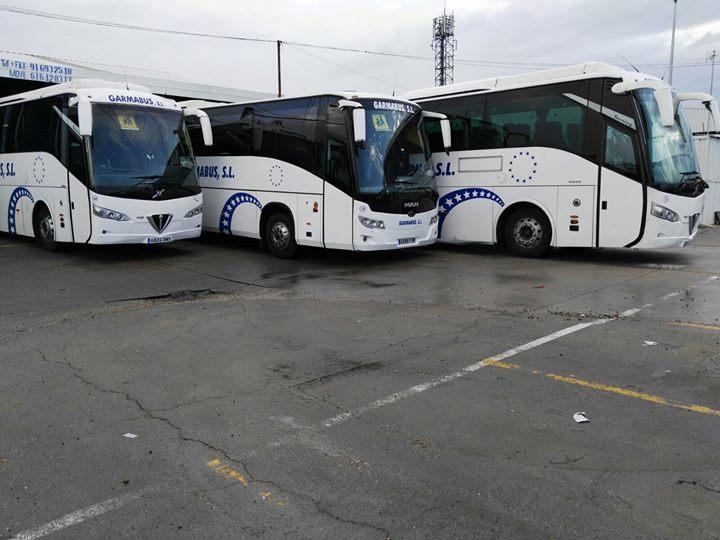 Autocares Garmabus 2