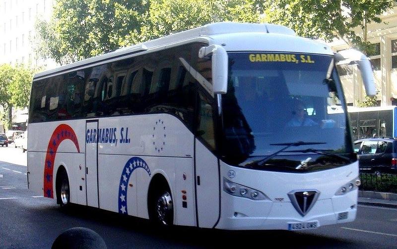 Autocares Garmabus AUTOCARES: SERVICIOS Y ALQUILER