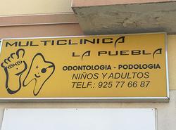 Multiclínica La Puebla CLÍNICAS DENTALES