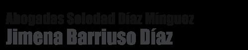 Abogadas Soledad Díaz Mínguez - Jimena Barriuso Díaz