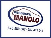Desguaces Manolo