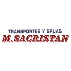 Grúas y Transportes M. Sacristán