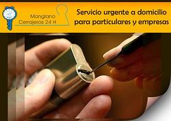 Manglano Cerrajeros 24 H CERRAJERÍAS