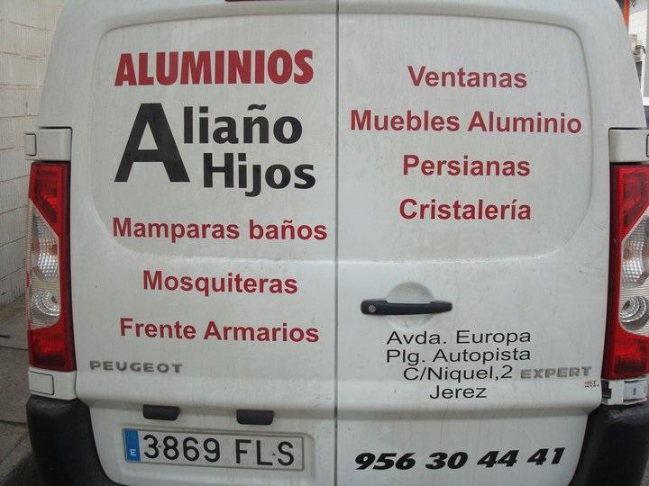 Aluminios y Cerrajería ALIAÑO