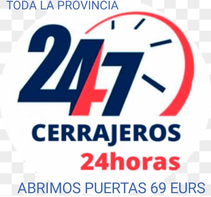 Cerrajeros 24 horas