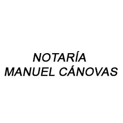 Notaría Manuel Cánovas
