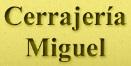 Cerrajería Miguel