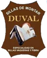 SILLAS DE MONTAR DUVAL