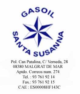 Gasoil Santa Susanna